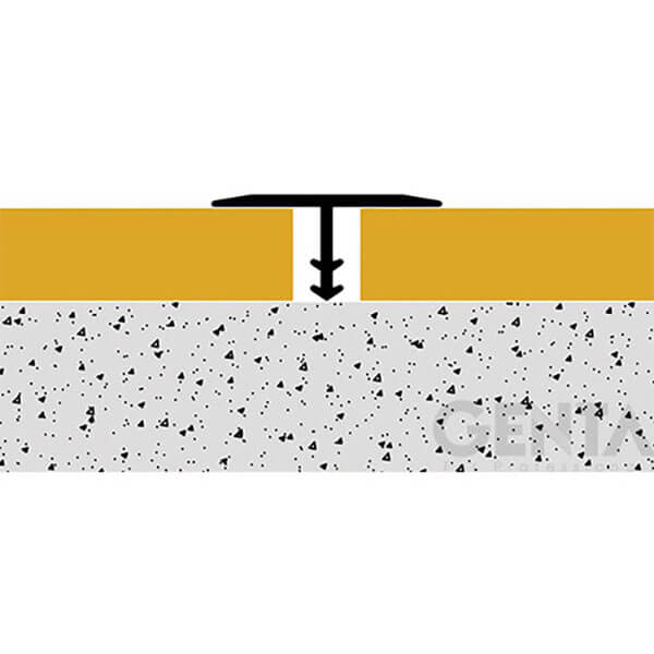 mô phỏng thi công nẹp T sàn gỗ CVAC220