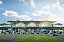 Dự án sân bay Cam Ranh - Khánh Hòa