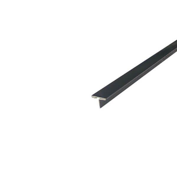 Nẹp T inox 10mm S-T105, đen mờ