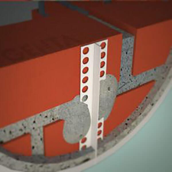 Giới thiệu về nẹp mốc trát tường
