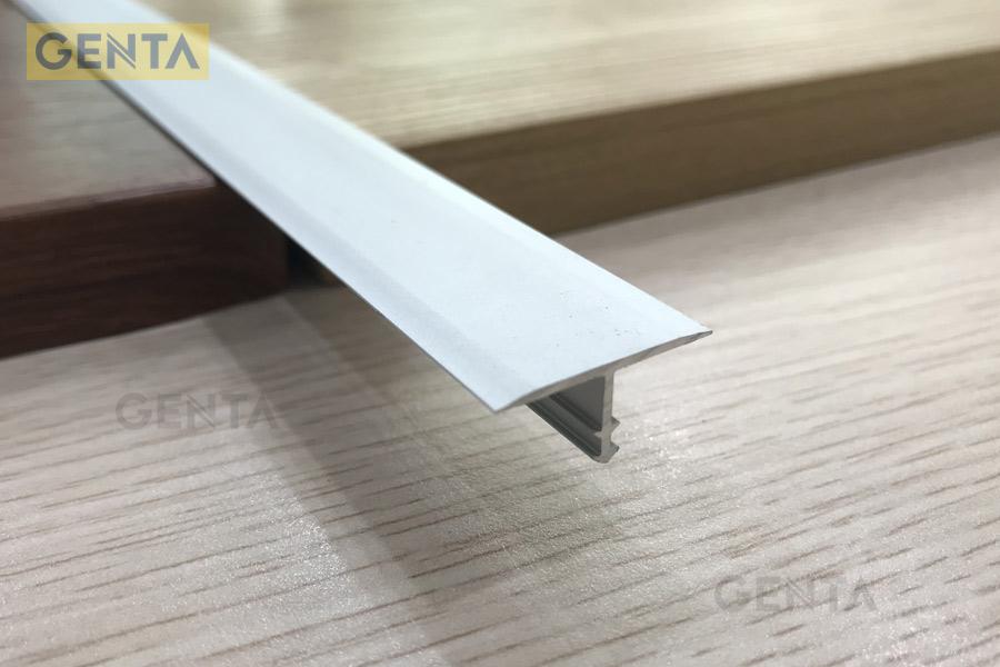 Công dụng nẹp CVAC220 nhôm mờ