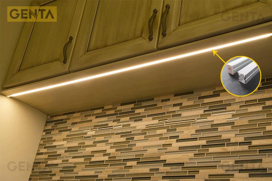 Đèn led thanh nhôm G-1013 chuyên dùng trang trí nội thất