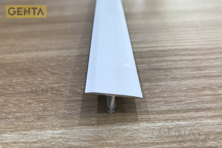 Hình ảnh nẹp T nhôm CVA220 nhôm mờ