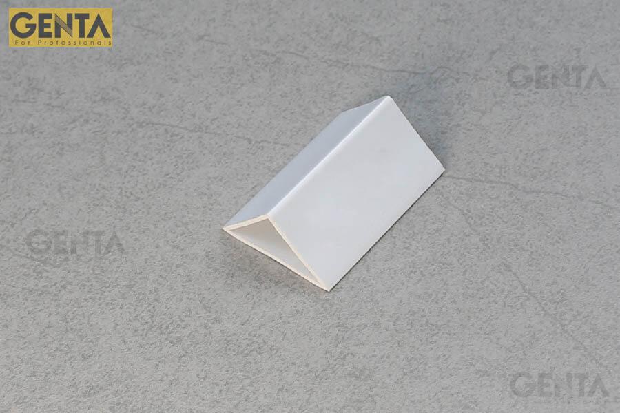 Nẹp vát góc TA-35 được làm từ nhựa uPVC cao cấp