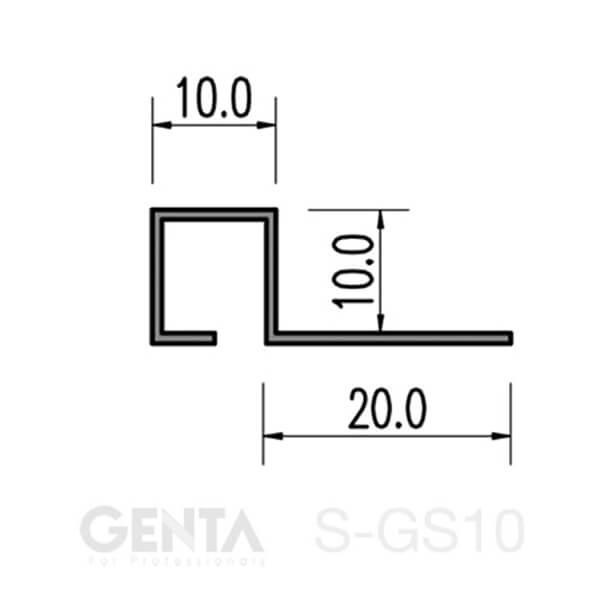Mặt cắt S-GS10