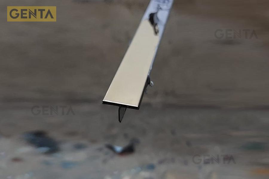 Ưu điểm của nẹp chữ T10 inox S-T105