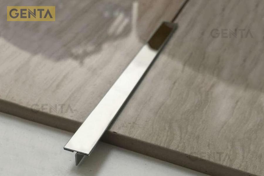 Công dụng của nẹp T inox 10mm S-T105 inox bóng