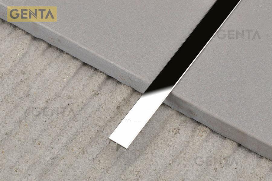 Tác dụng nẹp inox T 6mm S-T66 inox bóng