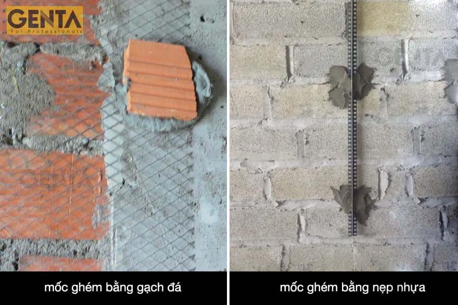 So sánh Nẹp nhựa mốc trát tường WPC-10 với vật liệu tạo mốc cũ