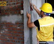 Nẹp trát vữa – 11 điều bạn cần biết về vật liệu giúp trát tường hoàn hảo