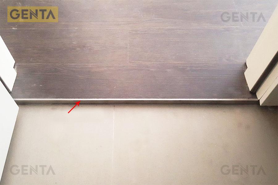 Nẹp S-G510 sử dụng tại vị trí chênh cốt