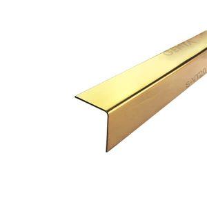 nẹp S-VT20 vàng bóng