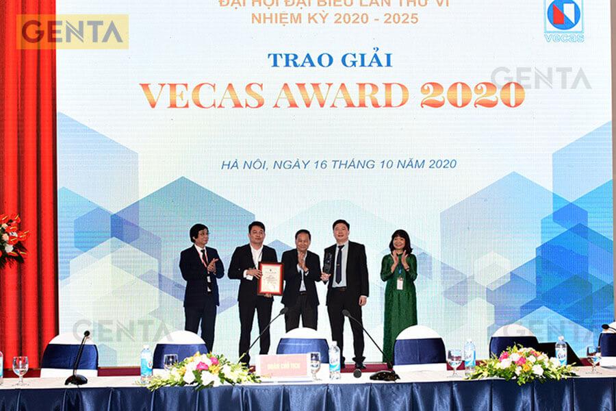 Công trình Coninco Tower nhận giải thưởng Vecas Award