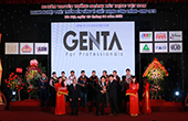 Công ty cổ phần Genta Việt Nam đạt giải thưởng BMF 2018