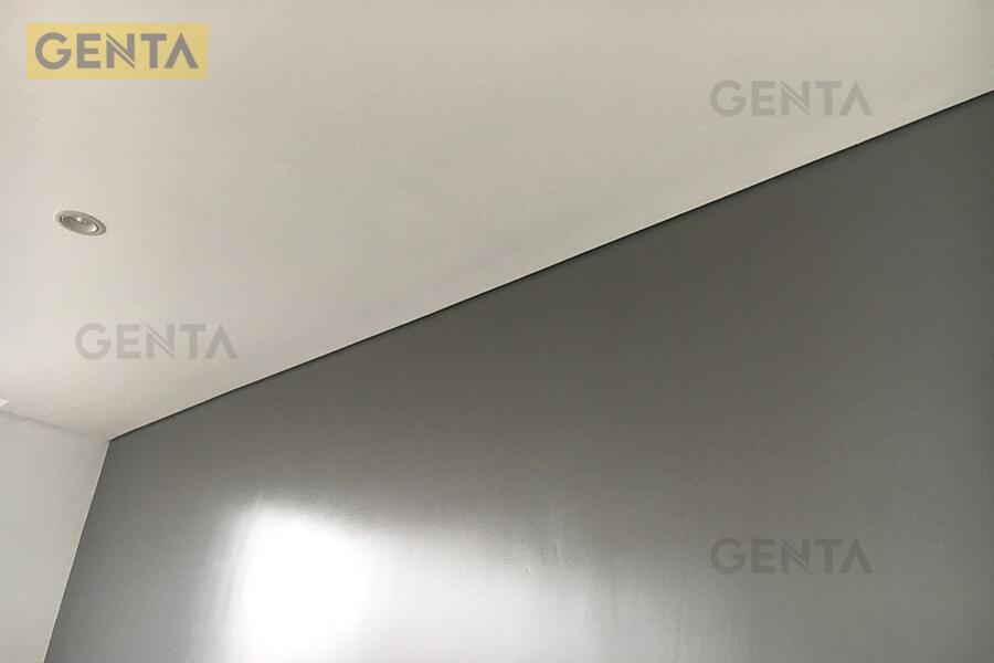 Nẹp Z-10 giữa trần thạch cao - tường