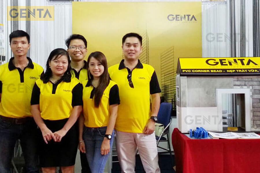 Đội ngũ nhân sự chuyên nghiệp và tâm huyết của GENTA
