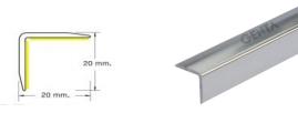 kích thước nẹp CP20