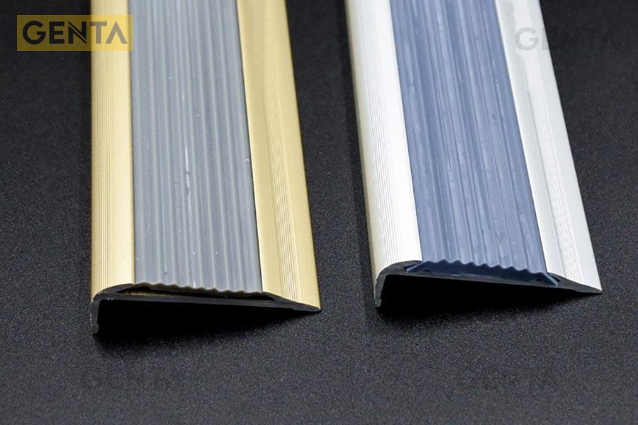 Nẹp nhôm chống trượt NLP20 có thể ứng dụng trong nhiều công trình