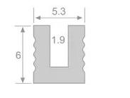kích thước U5