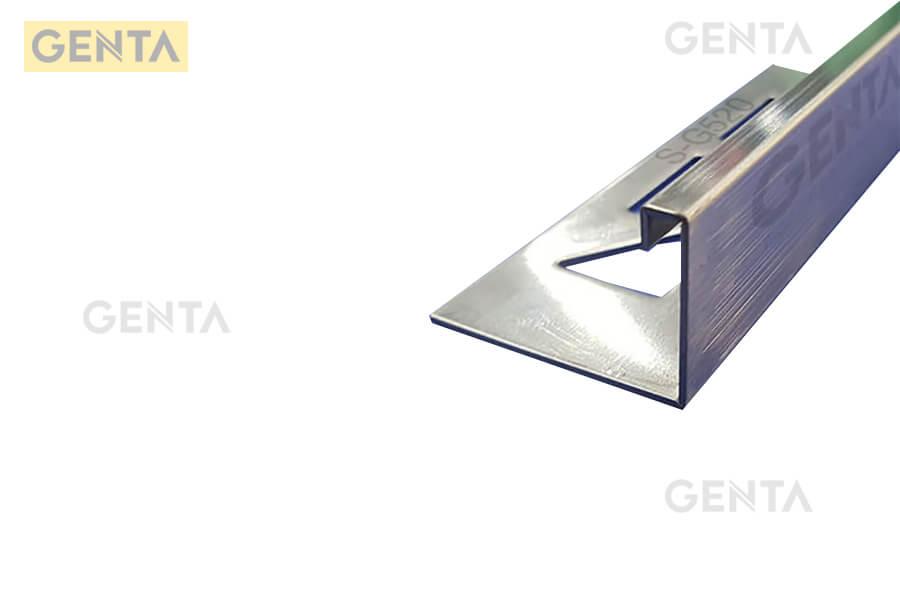 Hình ảnh của nẹp chênh cốt sàn gạch S-G520 tại GENTA