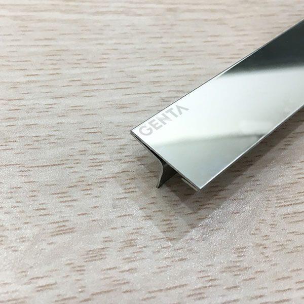 Nẹp T sàn gỗ S-T20 inox bóng