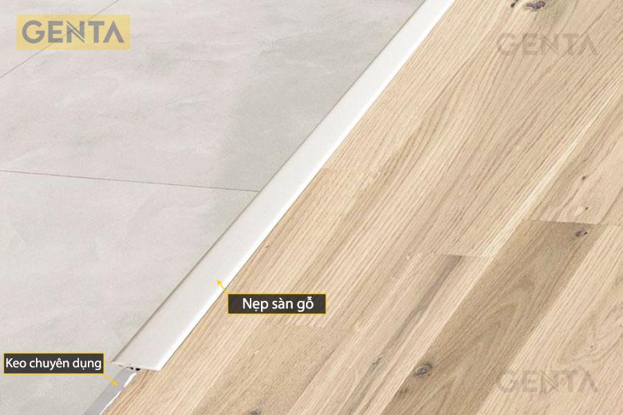 Nẹp T sàn gỗ của GENTA