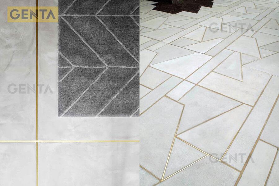 Thanh La inox 5mm sử dụng tại cả công trình nội thất và ngoại thất